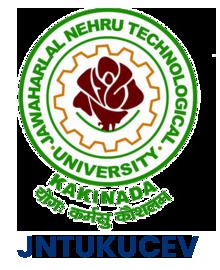 JNTUKUCEV Logo